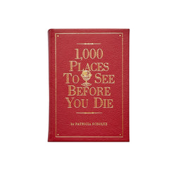 Graphic Image 1,000 Places To See Before You Die Book