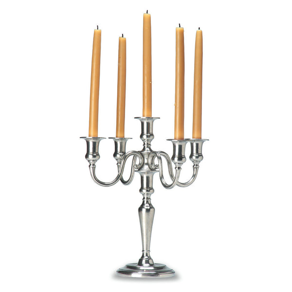 Match 5 Flame Candelabra