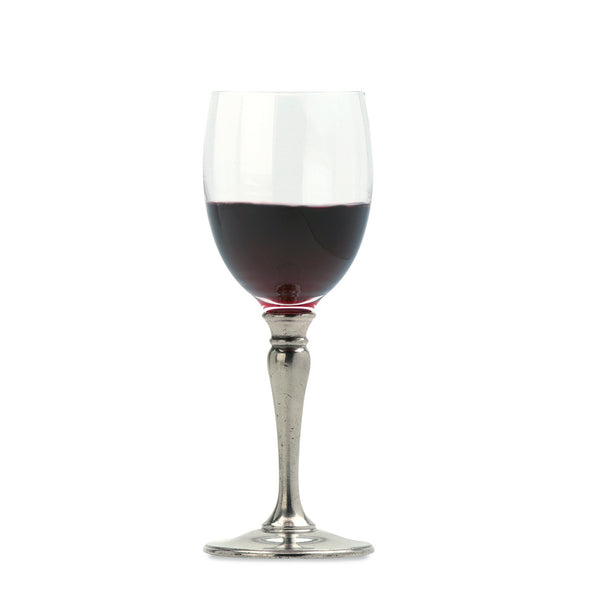 Match Red Wine Glass