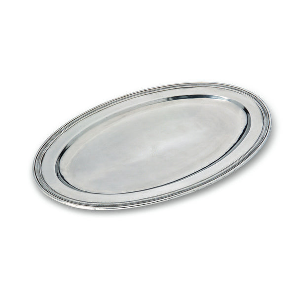Match Large Oval Platter