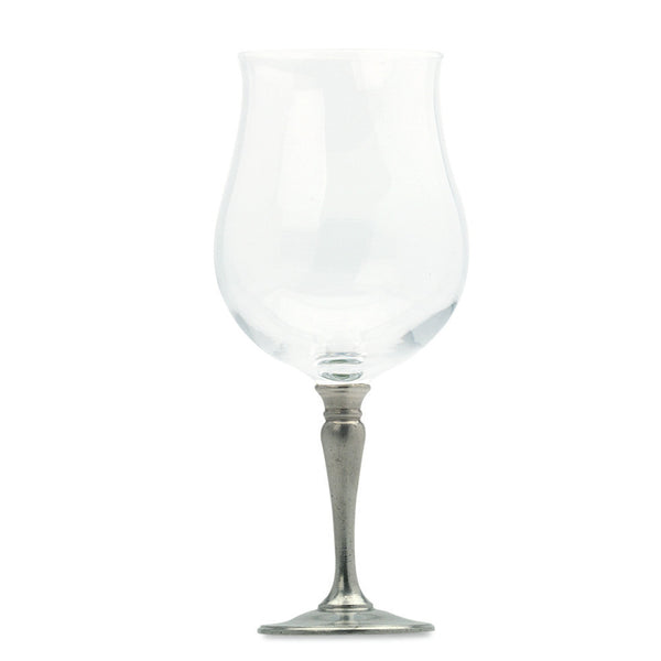 Match Tulip Red Wine Glass
