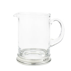 Match Branch Bar Pitcher, Crystal