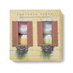 Baudelaire Provence Sante Floral Scent Assorted Soap Gift Box