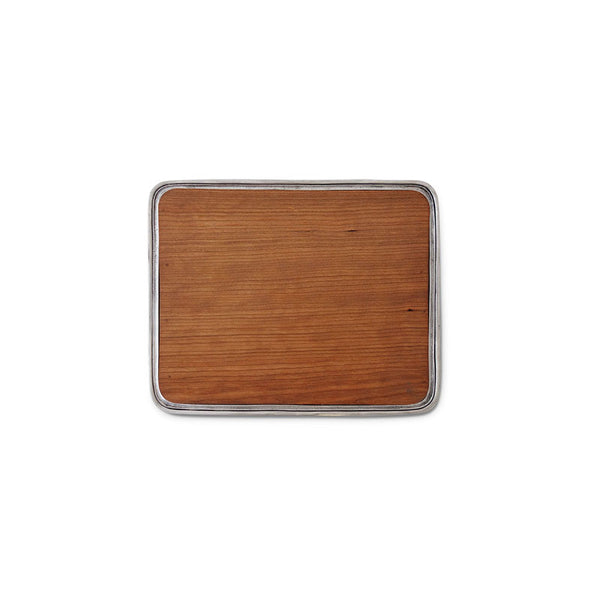 Match Bar Tray with Wood Insert