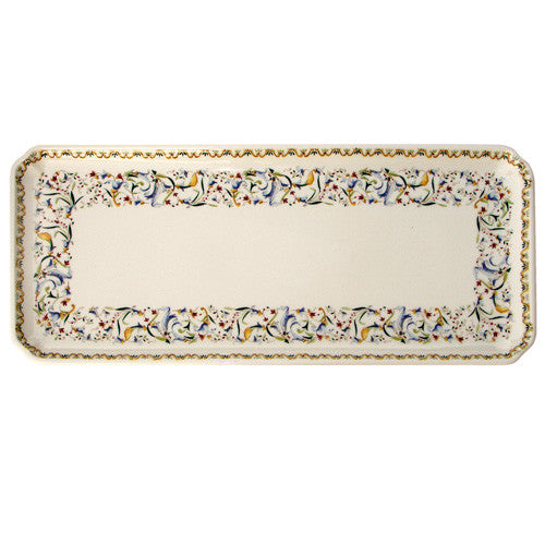 Gien Toscana Oblong Serving Tray