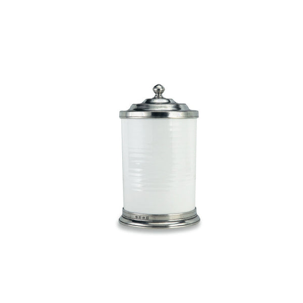 Match Convivio Cannister, Med., White