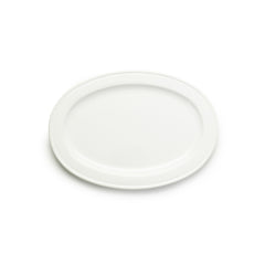 Match Convivio Ceramic Oval Tray