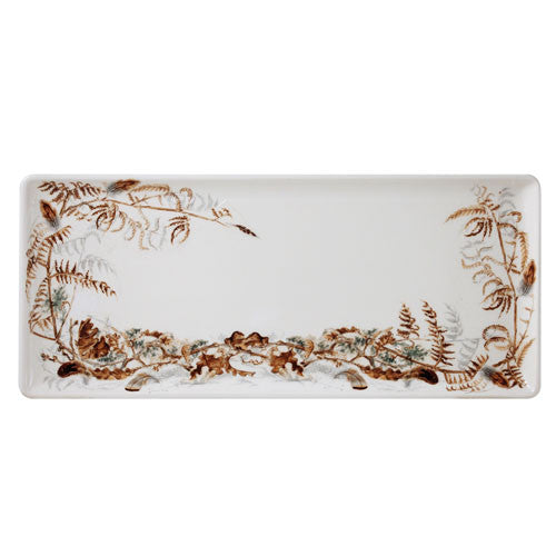 Gien Sologne Oblong Foliage Tray