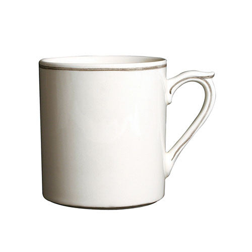 Gien Filet Taupe Mug