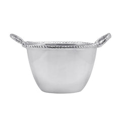 Mariposa High Seas Small Oval Rope Ice Bucket