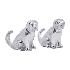 Mariposa Brillante Labrador Salt & Pepper Set