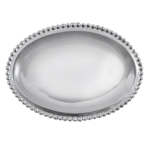 Mariposa Brillante Small Oval Tray