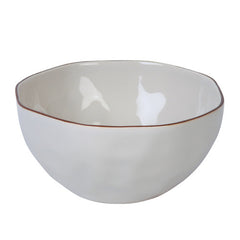 Skyros Cantaria White Cereal Bowl