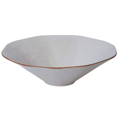 Skyros Cantaria White Centerpiece Bowl