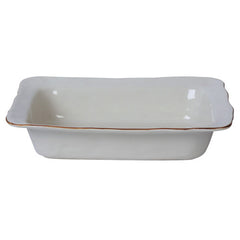 Skyros Cantaria White Medium Rectangular Baker