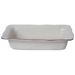 Skyros Cantaria White Large Rectangular Baker