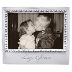 "Mariposa Brillante ""always & forever"" Frame"