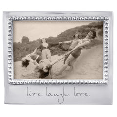 "Mariposa Brillante ""live. laugh. love."" Frame"