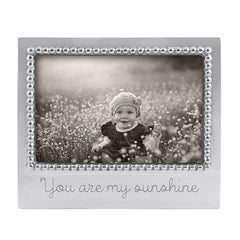 "Mariposa ""You are my sunshine"" Frame"