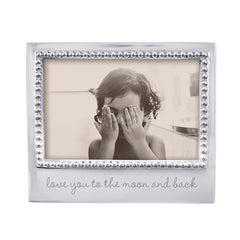 "Mariposa ""Love You to the Moon and Back"" Frame"
