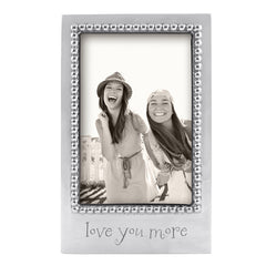"Mariposa ""Love you more"" Frame"