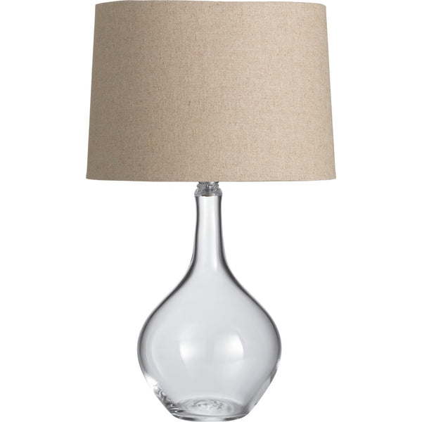 Simon Pearce Warren Glass Lamp - S