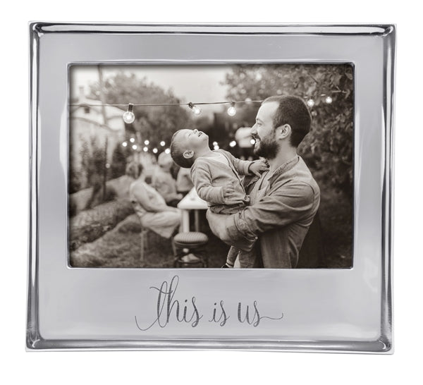 "Mariposa Signature 5x7 ""This is Us"" Frame"