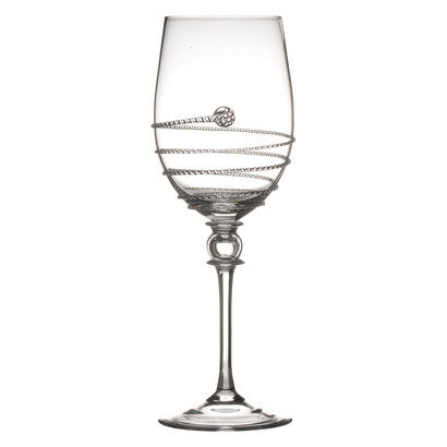 Amalia Light Body White Wine Glass Clear