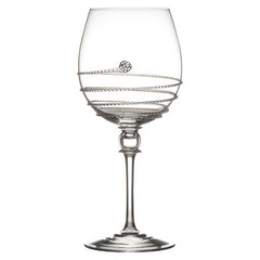 Amalia Full Body White Wine Glass Clear