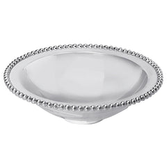 Mariposa Brillante Pearled Serving Bowl