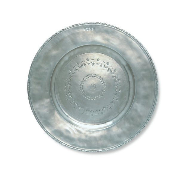 Match Engraved Round Platter, Large