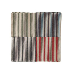 Deborah Rhodes Alpine Stripe Napkins (set of six)