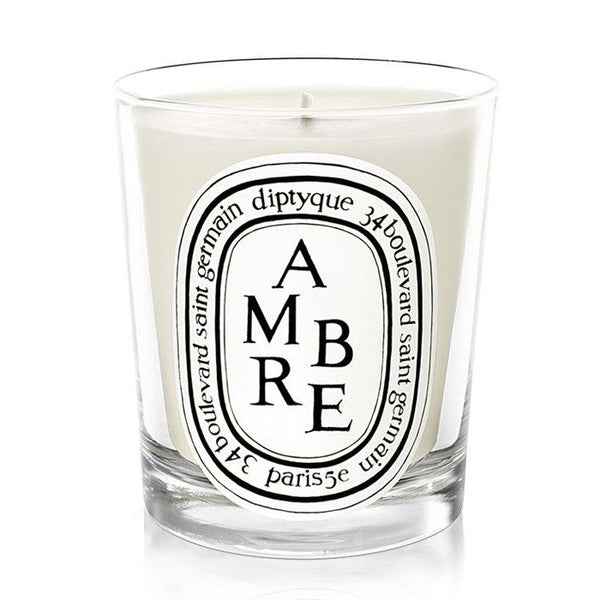 Diptyque Amber Candle