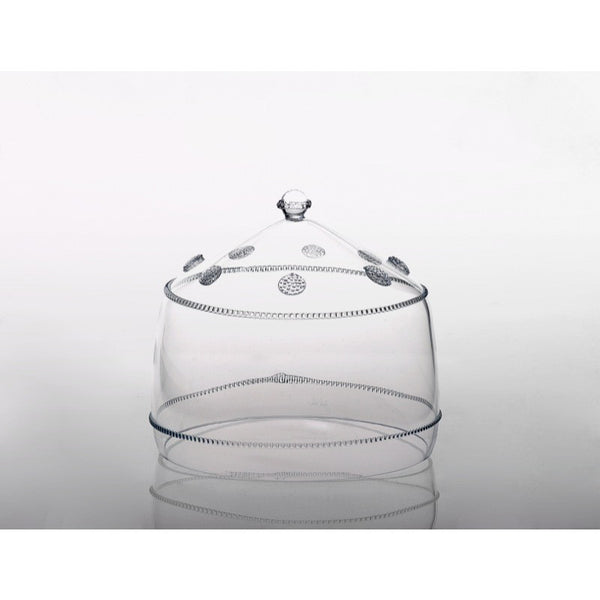 Juliska Isabella Lg Cake Dome Clear