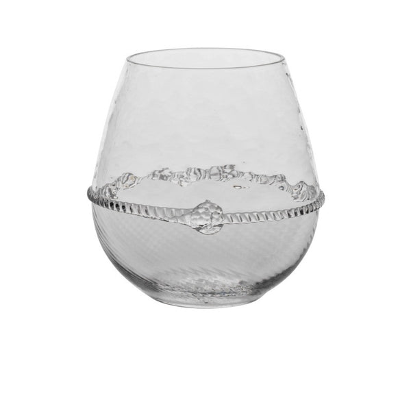 Juliska Graham Stemless Red Wine Clear