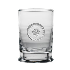 Juliska Berry and Thread Glassware Votive with Tealight Clear