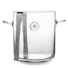 Juliska Berry and Thread Ice Bucket with Tongs
