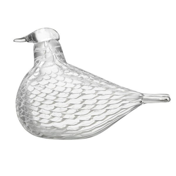 Iittala Toikka Mediator Dove Bird