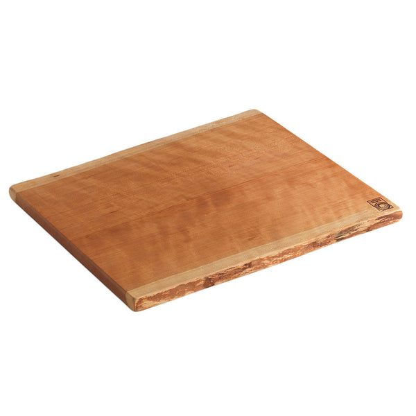 Andrew Pearce Double Live Edge Cherry Presentation Board - Medium