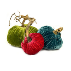 Plush Pumpkin Neon Trio Assortment