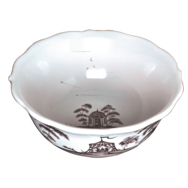 Juliska Country Estate Flint Cereal/Ice Cream Bowl
