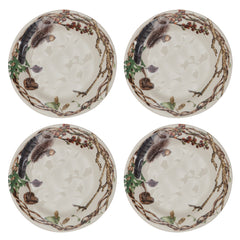 Juliska Forest Walk S/4 Party Plates
