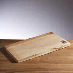 Andrew Pearce Large Cherry Live Edge Cutting/Presentation Board