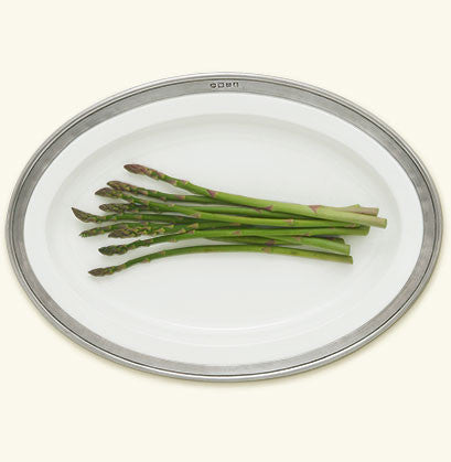 Match Convivio Oval Serving Platter