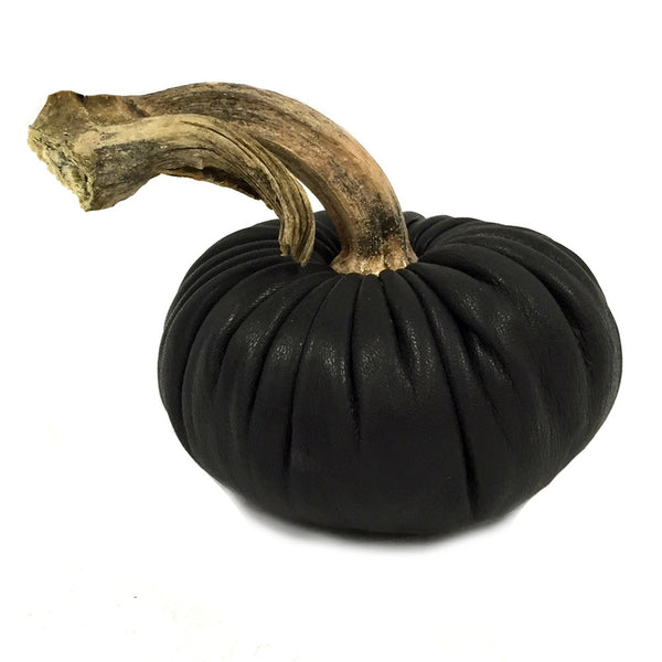 Plush Earth Lambskin Pumpkin
