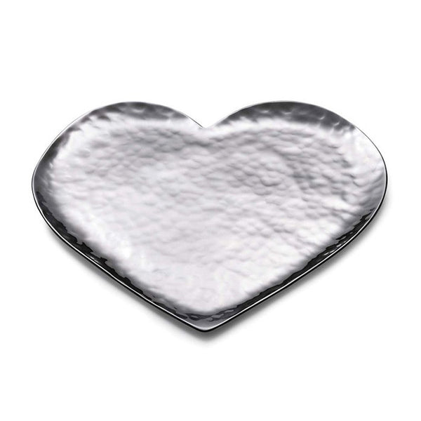 Mary Jurek Design Amore Heart Serving Tray