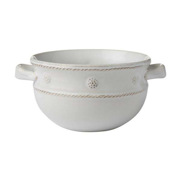 Juliska Berry and Thread  2 Handled Soup & Chili Bowl