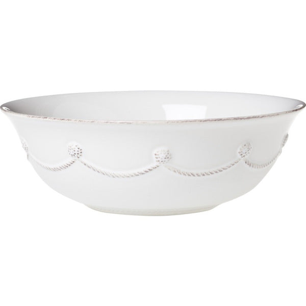 Juliska Berry and Thread Sm Serving Bowl Whitewash