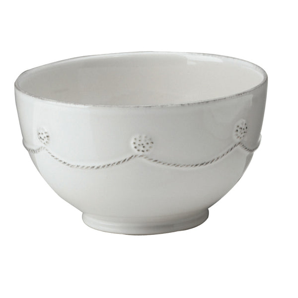 Juliska Berry Berry & Thread Whitewash Cereal/Ice Cream Bowl