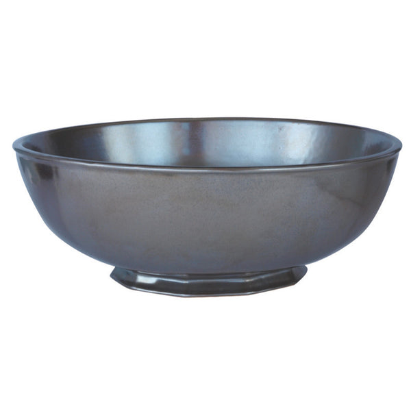 Juliska Pewter Stoneware Md Serving Bowl